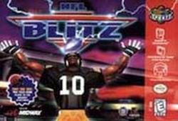 NFL Blitz - Special Edition (USA) Box Scan